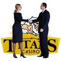 Afiliados Titan Casino