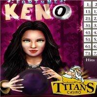 Keno Titan Casino