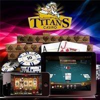 Titan Casino Κινητό