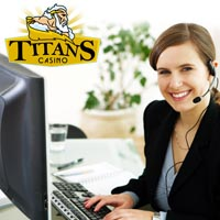 Titan Casino Support