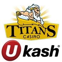 Titan Casino Ukash